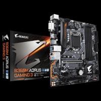 New Sale Gigabyte B360M Aorus Gaming 3 Socket 1151 Original