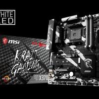 Terbaru Motherboard Msi X370 Krait Gaming Berkualitas