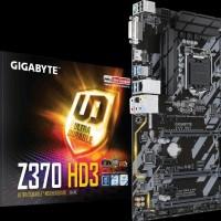 Discount Motherboard Gigabyte Z370 - Hd3 - Mainboard Ga Z370 - Hd3