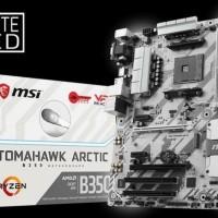 Terbaru Msi B350 Tomahawk Artic Berkualitas