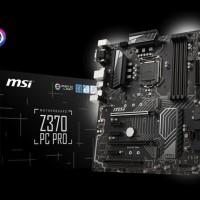 New Sale Msi Z370 Pc Pro Intel Socket 1151 Termurah