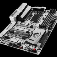 New Sale Mainboard Msi Z270 Xpower Gaming Titanium Lga Socket 1151