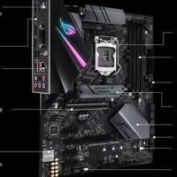 Terbaru Motherboard Asus Rog Strix H370-F Gaming Lga1151 Coffeelake