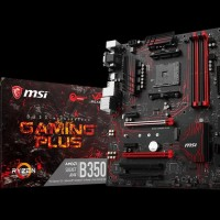 Discount Msi B350 Gaming Plus Socket Am4 Dijamin 100% Original