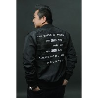 More to Our Story Bomber Jacket
