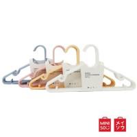 TERLARIS,,, Miniso Official Gantungan baju murah Simple Clothes Hanger