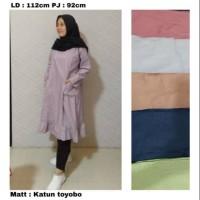 Baju Atasan Wanita - TUNIK BUSUI KATUN TOYOBO