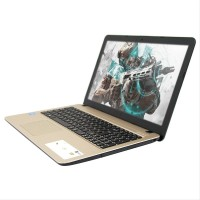 Laptop Murah Asus X540NA-GQ017 BK Celeron N3350 Ram4GB Hdd500GB D