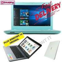 ASUS VivoBook Max X441UA 14in Core i3 6006U RAM 4GB HDD 500GB LAP