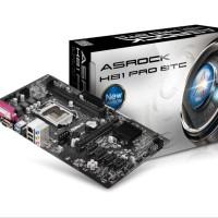 Asrock H81 Pro BTC Socket 1150 Haswell
