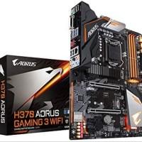 Promo Gigabyte Intel Motherboard H370 AORUS GAMING 3