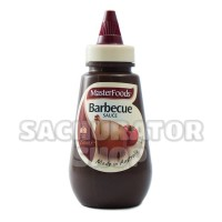 Saus Bumbu BBQ Master Foods Masterfoods Barbeque Barbecue BBQ Sauce