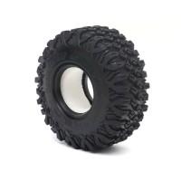 Ban Boom Racing HUSTLER M/T Xtreme 1.55 Baby RC Tires 3.74x1.3 2 pcs