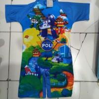 Baju renang anak laki-laki umur 5-7 tahun karakter