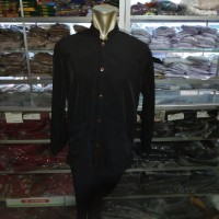 Baju Seragam Sunda Pangsi Kampret Hitam Size Sedang M L