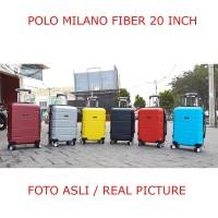 BEST SELLER !! KOPER FIBER 20 INCH 7218182 POLO MILANO KOPER ORIGINAL