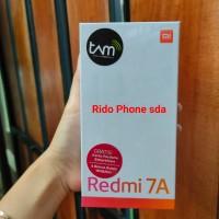 Xiaomi Redmi 7A ram 2 rom 16 garansi resmi