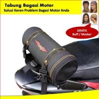 Tabung Jas hujan Motor Rangka paralon Tas Bagasi Motor Box Jas hujan