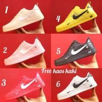Nike Airmax size 36-40 sepatu olah raga wanita pink abu black navy -