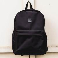 Tas Ransel Pria Murah Warna Hitam - Tas Punggung - Tas Backpack