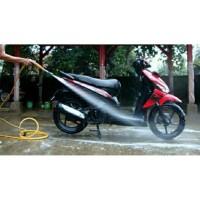 pompa air sanyo Alat Mesin Cuci Motor Mobil AC 320PSI Berkualitas No.1