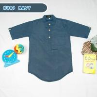 Baju Koko Anak Kurta 4 sd 9 Tahun Tanpa Celana