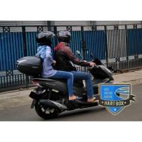 SHAD SH34 BOX MOTOR TOP CASES ATAS BAGASI COCOK PCX NMAX BEAT VARIO