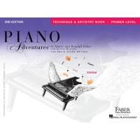 Piano Adventures Technique & Artistry Primer Level