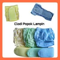 Clodi bayi / popok cuci ulang lampin size XXL popok clodi bagus
