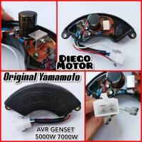 Avr Oval pvc sabit Yamamoto genset 5000W 7000W 8000W GX270 GX390 GX420
