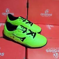 Sepatu Ardiles Futsal anak hijau asli Original