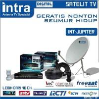Antena Parabola Ninmedia INTRA JUPITER Paket Komplit