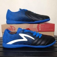 Palingmurah Sepatu Futsal Specs Equinox Black Tulip Blue 400772