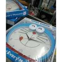 TERBARU-- Murah Promo COD Jam dinding Doraemon kepala besar souvenir