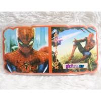 Kartu Undangan Ulang Tahun Karakter Spiderman- Universal Terlaris