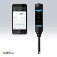 BRAND BANTE Wireless Bluetooth Pocket Digital pH mV temperature
