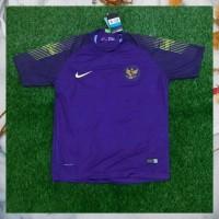 Terlaris Jersey Bola Baju Bola Timnas Indonesia Kiper Ungu 201819 Ungu