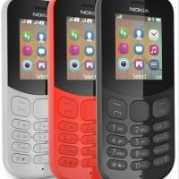 NOKIA 130 NEW 2017 GARANSI RESMI DUAL SIM HP HANDPHONE GROSIR