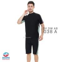 Baju Renang Edora DV DW AB 038A size 6XL dan 7XL