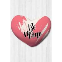 Bantal hati / kado valentine XL 55 cm - Be Mine