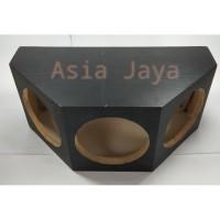 Box Speaker Tiga Lobang 6 Inch
