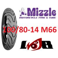 Mizzle 100/80-14 M66 Ban Tubeless Motor Matic Ring 14