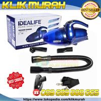 Mini Vacuum Cleaner and Blower - ORIGINAL Vacum IDEALIFE IL-130