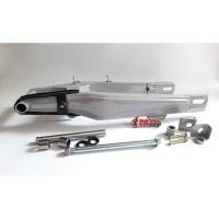 swing arm KLX model KTM panjang 66cm Komplit