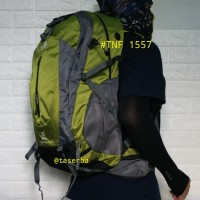 Tas Gunung The North Face TNF 1557 Backpack Outdoor 50 L Liter Daypack