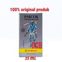 Parcok 25 ml / Param Kocok Air Mancur