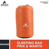 Eiger Sleeping Bag Rect Pilot 250 US