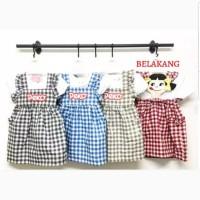 Baju Overall Anak Bayi Perempuan Dress Overall Baju Kodok Peko