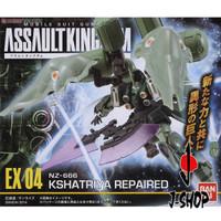 Gundam Assault Kingdom EX04 - NZ-666 Kshatriya Repaired