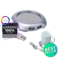 Pemanas Air Listrik USB 2.0 Coffee Cup Warmer Pad